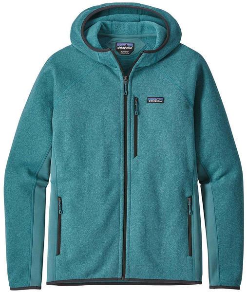 Patagonia Performance Better Sweater Fleece Hoody tasmanian teal