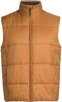 Icebreaker Men's Collingwood Vest tawny