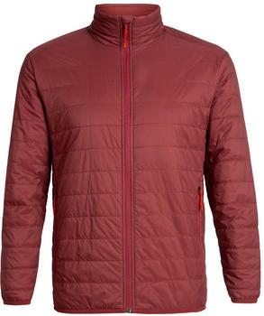 Icebreaker Men's MerinoLOFT Hyperia Lite Jacket cabernet (103871-616)