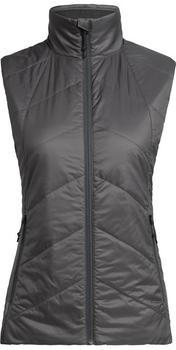 Icebreaker Women's MerinoLOFT Helix Vest monsoon (104847-012)