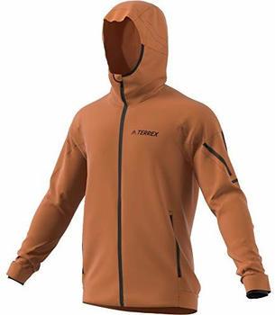 Adidas Performance Terrex Climaheat Hooded orange