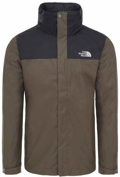The North Face Herren Evolve II Triclimate Jacke new taupe green