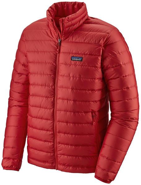 Patagonia Men's Down Sweater Jacket fire w /fire (84674-FRF)