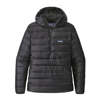patagonia-mens-down-sweater-hoody-pullover-black-84635-blk