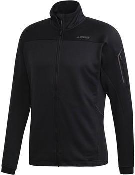 Adidas Terrex Stockhorn Fleece Jacket Men black (CY8684)