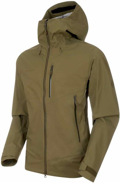 Mammut Kento HS Hooded Jacket Men (1010-26830) olive
