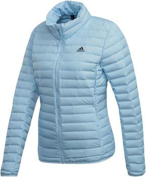 Adidas Varilite Down Jacket Women glow blue (FH6634)