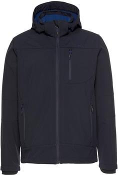 CMP Men Softshell Jacket Zip Hood (3A01787) blue/marine