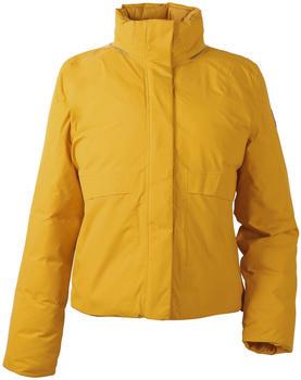 Didriksons Kim Women's Jacket oat yellow