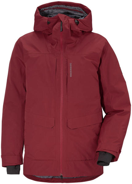 Didriksons Dale Men's Jkt element red