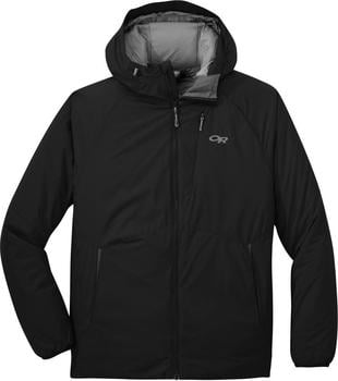 Outdoor Research Men's Refuge Hooded Jacket black