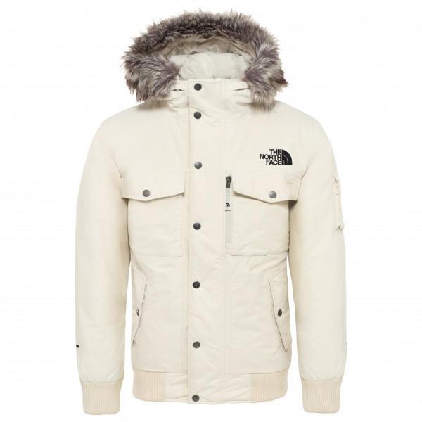 The North Face Gotham Jacket vintage white