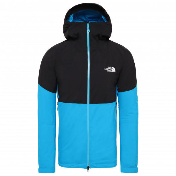 The North Face Impendor Insulated Jacket acoustic blue/tnf black