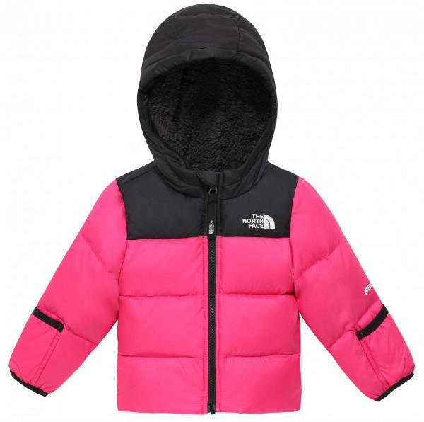 The North Face Kid's Infant Moondoggy 2.0 Down Jacket mr. pink