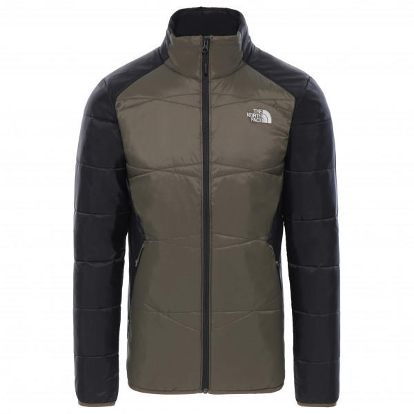 The North Face Quest Synt Insulated Jacket Men (3YFV) new taupe green/tnf black