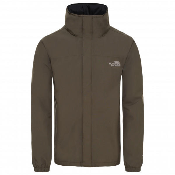 The North Face Resolve Insulated Jacket Men (A14Y) new taupe green