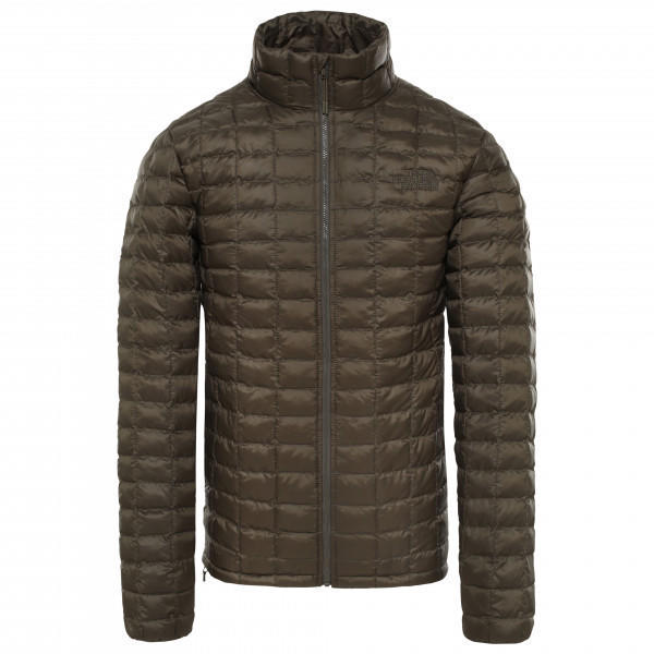 The North Face ThermoBall Eco Jacket new taupe green matte