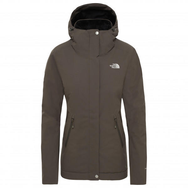 The North Face Women's Inlux Insulated Jacket new taupe green