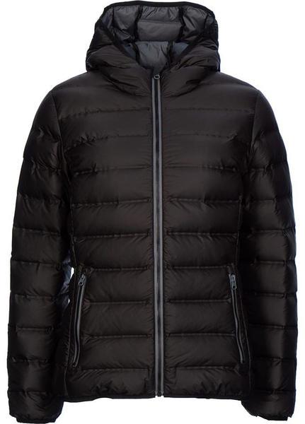 CMP Woman Fix Hood Jacket (3Z22876) black