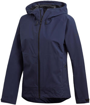 Adidas Women's Swift Rain Jacket legend ink (DT4176)