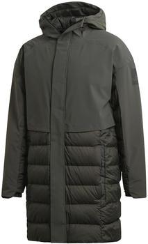 Adidas Men Outdoor Myshelter Climaheat Parka Down Jacket (DZ1419)