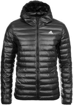 Adidas Varilite Down Hooded Jacket Men black (BQ7782)