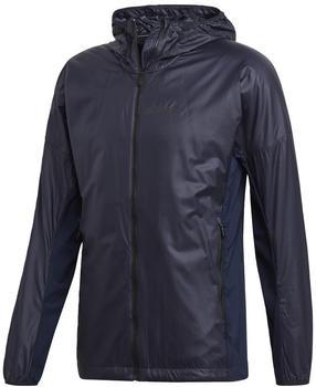 Adidas Terrex Agravic Shield Hooded Jacket legend ink