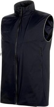 Mammut Rime Light In Flex Vest Men black