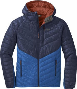 Outdoor Research Illuminate Down Hoody Men naval blue/cobalt