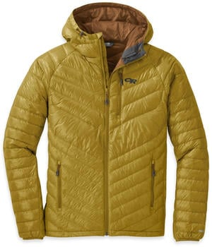 Outdoor Research Illuminate Down Hoody Men turmeric