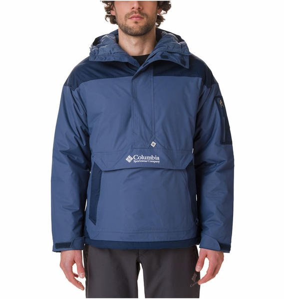 Columbia Challenger Men's Jacket Dark Mountain/Collegiate Navy