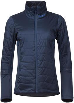 Bergans Floyen Light Insulated Jacket Women (184234) dark steel / blue fjord