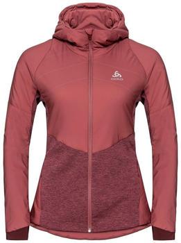 Odlo Millenium S-Thermic Jacket Women (3128) roan rouge
