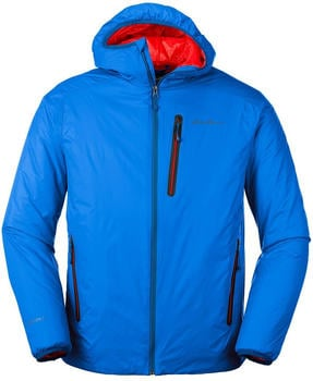 Eddie Bauer Evertherm Jacket Men (9101) blue / red