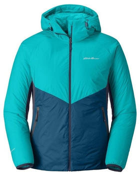 Eddie Bauer Evertherm 2.0 Hooded Women (9160) saphire blue