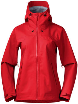 Bergans Breheimen 3L Jacket Women firered/red