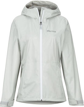 Marmot PreCip Eco Plus Jacket Women platinum