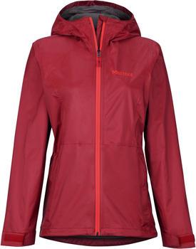 Marmot PreCip Eco Plus Jacket Women sienna red