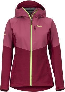 Marmot Women's Rom Jacket claret/dry rose