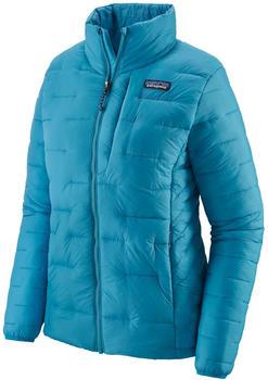 Patagonia Women's Macro Puff Jacket curacao blue