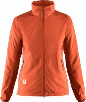 Fjällräven High Coast Lite Jacket W (83500) rowan red