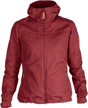 Fjällräven Stina Jacket W raspberry red