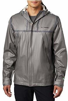 Columbia OutDry Ex Eco II Tech Shell Jacket city grey