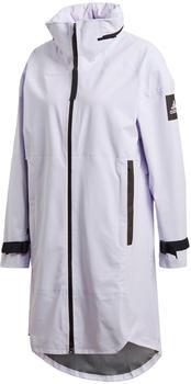 Adidas Myshelter Rain.RDY Parka purple tint
