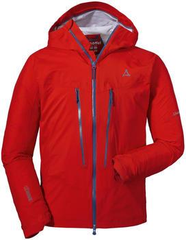 Schöffel 3L Aletsch Jacket M red