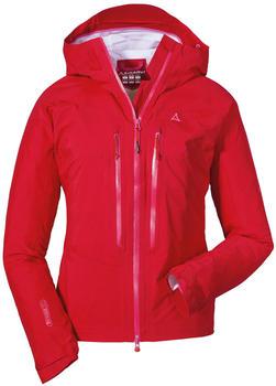 Schöffel Schöffel 3L Aletsch Jacket W red