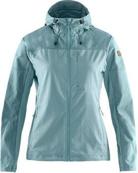 Fjällräven Abisko Midsummer Jacket W mineral blue/clay blue