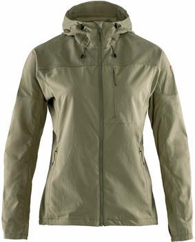 Fjällräven Abisko Midsummer Jacket W savanna/light olive