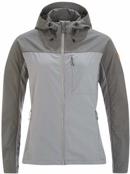 Fjällräven Abisko Midsummer Jacket W shark grey/super grey