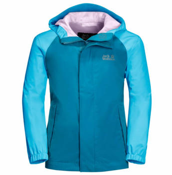 Jack Wolfskin Tucan Jacket Kids blue reef